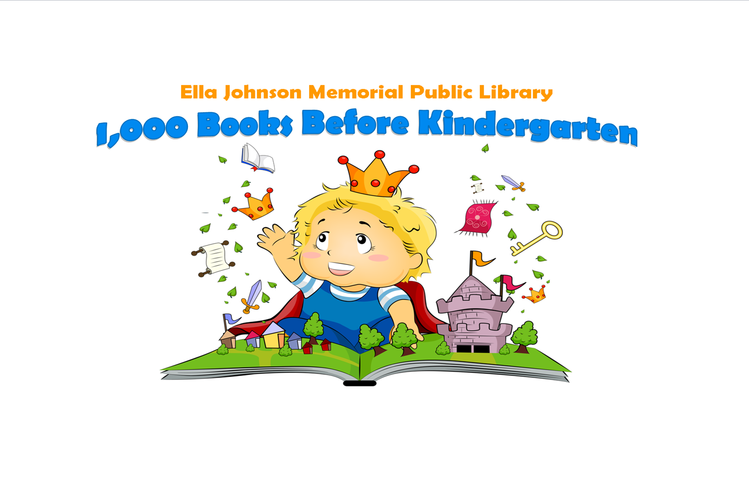 Books for the middle group of the kindergarten